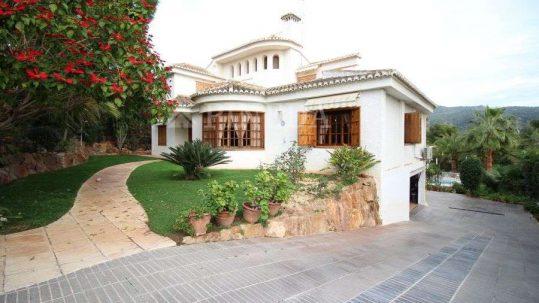 comprar casa de lujo en alfinach valencia puzol monasterios grupo pineda