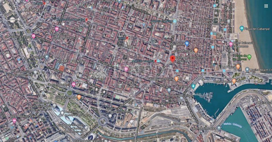 Imagen de Suelo Urbano en Valencia Capital número 6