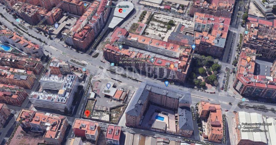 Imagen de Suelo Urbano en Valencia Capital número 3