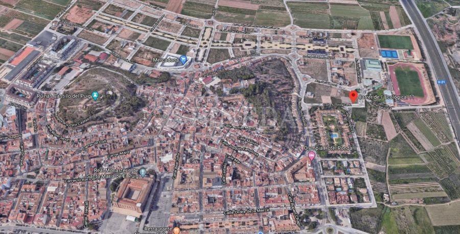 Imagen de Suelo Urbano en El Puig número 3